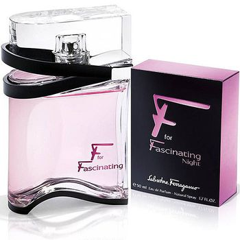 SALVATORE FERRAGAMO  F FOR FASCINATING NIGHT EDP 50 ml