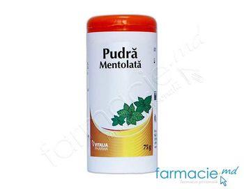 купить Pudra mentolata  75 g VitaliaPharma в Кишинёве