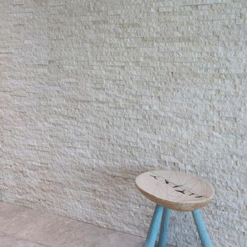 cumpără Mozaic Marmura Burdur Beige Scapitata 2.5 x 10 cm în Chișinău