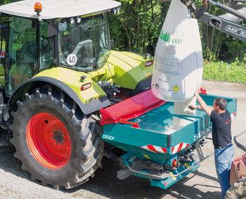 купить Разбрасыватель удобрений Sulky DX20+ (2100 литров) в Кишинёве