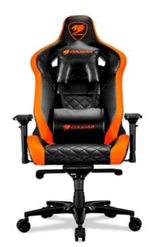 купить Игровое кресло Cougar ARMOR Titan Black/Orange в Кишинёве