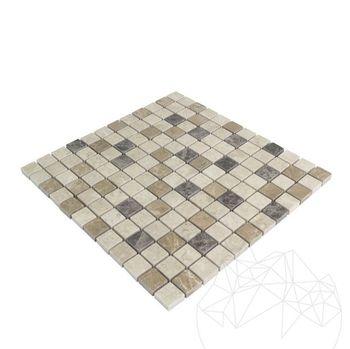 купить Мозаика Мрамор Мрамор Полированный 2,3 х 2,3 см в Кишинёве