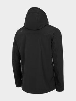 купить Куртка H4L21-SFM003 MEN-S SOFTSHELL DEEP BLACK в Кишинёве