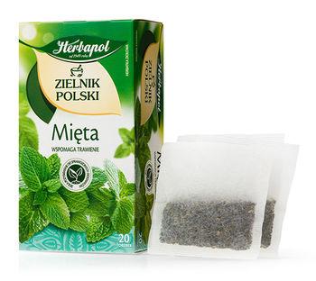 Чай травяной Polish Herbarium Peppermint, 20 шт