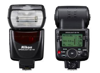 NIKON SB-700, черный
