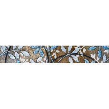 Keros Ceramica Фриз Omega Azul 4x25см