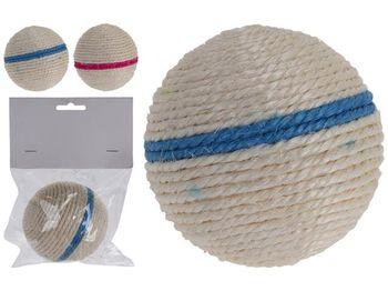 Игрушка для кошек мяч из тростника D8.4сm Pets