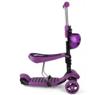 купить Самокат Chipolino Kiddy Evo фиолетовый в Кишинёве