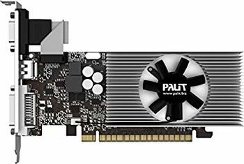 VGA card PCIE Palit GeForce GT730  4GB DDR3 (128-bit),CRT,DVI,HDMI