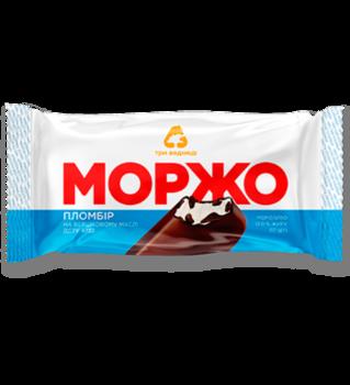 """Мороженое """"МОРЖО"""" пломбир на палочке 80гр"""