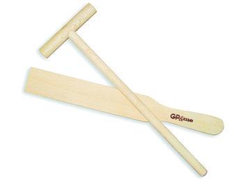 Набор лопаток для блинов Ghidini Gp&Me 2шт 23cm