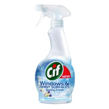 купить Спрей для чистки стекла Cif, 500 мл в Кишинёве
