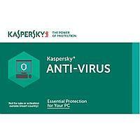 купить Kaspersky Anti-Virus Card 2Dt Renewal 1 year в Кишинёве