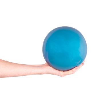 Мяч для йоги 4 кг inSPORTline Yoga Ball 3491 (3016)