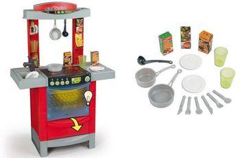 купить Smoby Кухня электронная Tefal Cook в Кишинёве