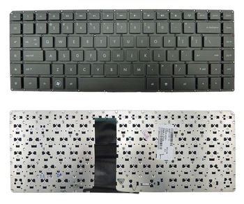 "Keyboard HP Envy 15-1000 w/o frame ""ENTER""-small ENG. Black"