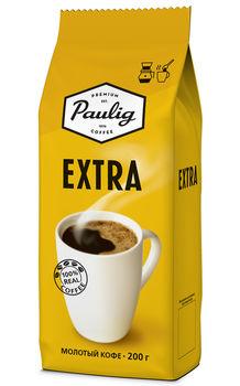 Paulig Extra 200г (молотый)