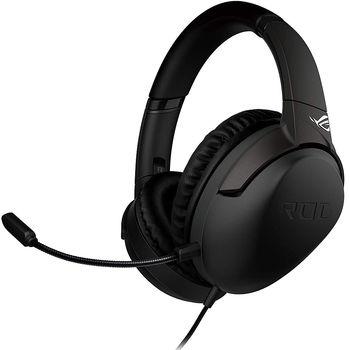 ASUS Gaming Headset ROG Strix Go, USB-C, AI noise-canceling mic, 40mm Driver,  Impedance 32 Ohm, Mic 100 ~ 10000 Hz, USB 3.1, USB Type-C