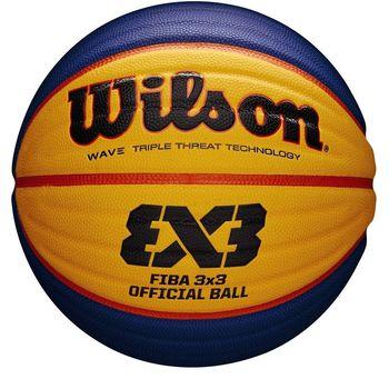 купить Мяч баскетбольный Wilson 3X3 OFFICIAL N6 (520) FIBA в Кишинёве