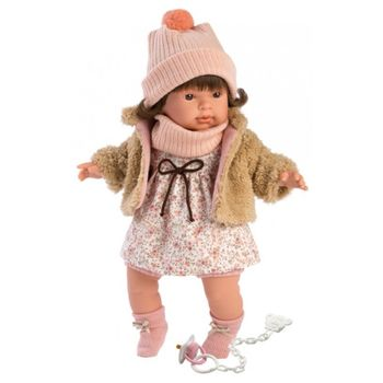 купить Llorens кукла интерактивная Пиппа 42 см в Кишинёве