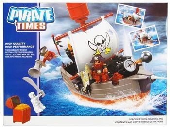 """Конструктор """"Pirate Boat"""", 40ед"""
