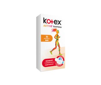 cumpără Tampoane Kotex Active Normal, 16 buc. în Chișinău