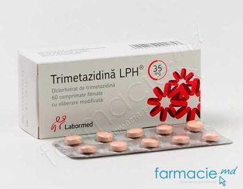 купить Триметазидин LPH, табл.в оболочке 35 мг N10x6 в Кишинёве