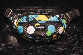 Сумка на пояс Custom Wear Triada Color Balls (383)