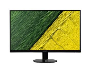 "23.8"" ACER IPS LED SA240Y ZeroFrame Black (4ms, 100M:1, 250cd, 1920x1080, 178°/178°, VGA, HDMI, 75GHz, Audio Line-out) [UM.QS0EE.A01]"