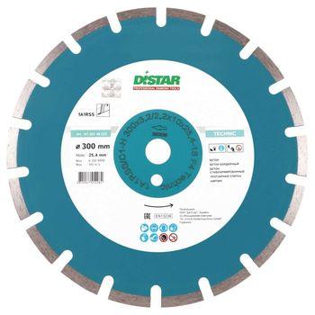 cumpără Disc diamant Distar 1A1RSS/C1-H 300x3,2/2,2x10x25,4-18 F4 Technic în Chișinău