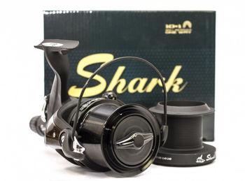 Карповая катушка с бейтранером Shark 10000 10+1