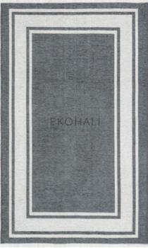 Ковёр ручной работы Noa Kilim NK 06 Antrasit Grey