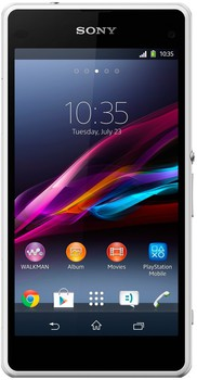 Sony Xperia Z1 Compact (D5503) White