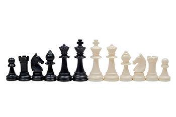 Шахматные фигуры пластиковые №6 Staunton CHTX25 (5234)