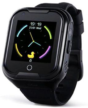 Детские умные часы Smart Baby Watch 4G-T11 Black (4G-T11BK)