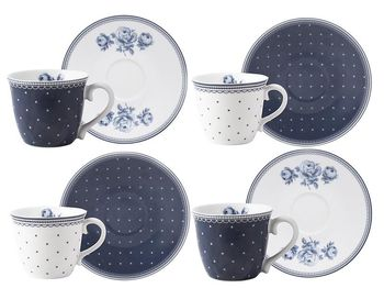 купить Чайный набор Vintage Blue в Кишинёве