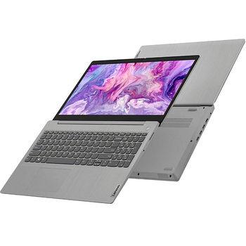 """Laptop 15.6"""" Lenovo IdeaPad 3 15IIL05 Platinum Grey, Intel Core i3-1005G1 1.2-3.4GHz/8GB DDR4/SSD 256GB/Intel UHD G1/WiFi 802.11ac/BT4.1/USB 3.2/HDMI/HD WebCam/15.6"""" FHD LED-backlit Non-Glare (1920x1080)  (laptop/notebook)"""