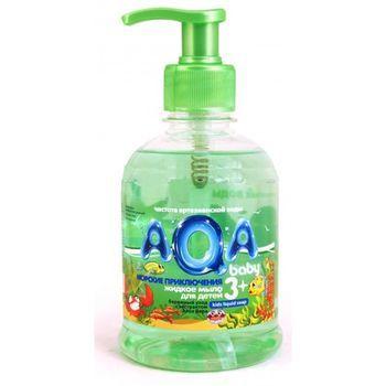 Жидкое мыло для детей Морские приключения Aqa Baby 300 мл