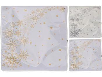 Салфетки рождественские бумажные 20шт 33X33сm