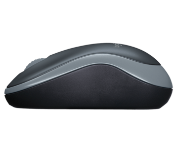 Wireless Mouse Logitech M185, Gray