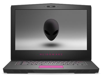 "DELL ALIENWARE 15 R3 Black, 15.6"" IPS FullHD (Intel® Quad Core™ i7-7700HQ 2.80-3.80GHz (Kaby Lake), 16Gb DDR4 RAM, 256GB SSD+1.0TB HDD, GeForce® GTX1060 6Gb DDR5, WiFi-AC/BT4.1, Backlit KB, 10HE64, 4,42 kg )"