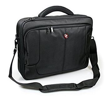 PORT Business Line/LONDON CLAMSHELL/10-12'' Bag - Balistic Nylon