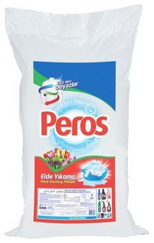 Универсальный стиральный порошок для автоматической стирки PEROS 20кг.