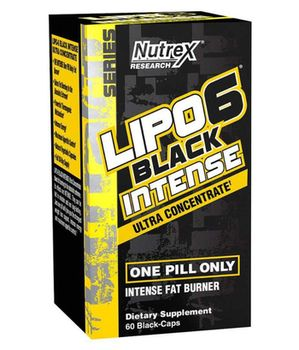 купить LIPO-6 BLACK INTENSE UC 60 CAPS в Кишинёве