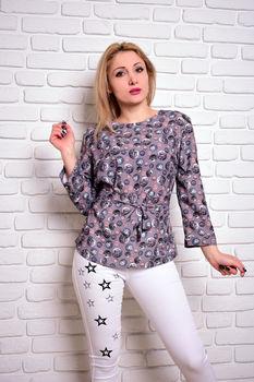 купить Блузка Simona ID 1003 в Кишинёве