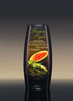 купить Бальзам-кондиционер «Пассифлора&Розмарин» для тонких, ослабленных и выпадающих волос Green Style в Кишинёве