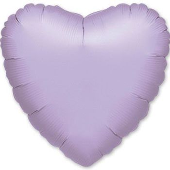 купить Сердце Бледно Фиолетовая в Кишинёве