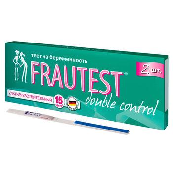 cumpără Test p/u sarcina Frautest Double control N2 (banda) în Chișinău
