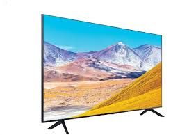 "75 ""LED телевизор Samsung UE75TU8000UXUA, Черный"