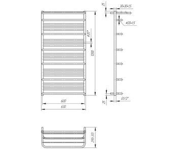Премиум Люксор 1200x630/600